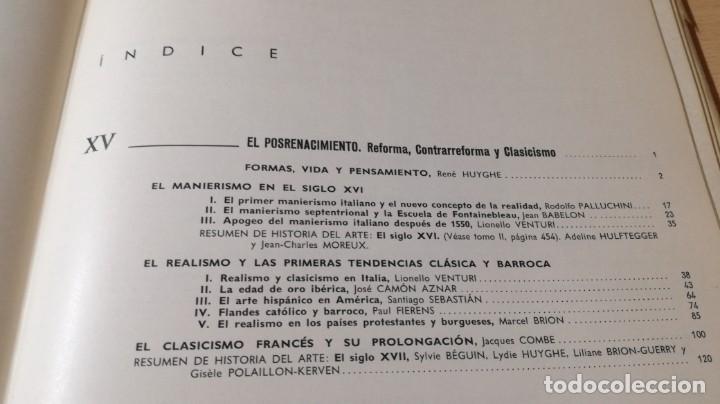 Libros de segunda mano: EL ARTE Y EL HOMBRE III - PLANETA - RENE HUYGHE GRAVOL23 OTROS - Foto 18 - 209771775