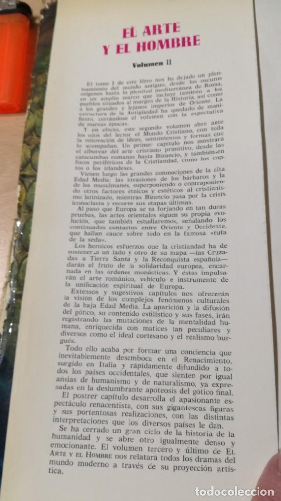 Libros de segunda mano: EL ARTE Y EL HOMBRE II - PLANETA - RENE HUYGHE R402 OTROS - Foto 5 - 209772168