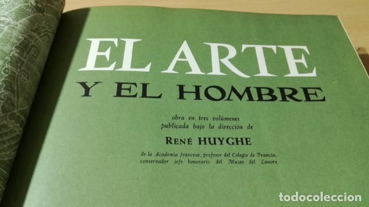 Libros de segunda mano: EL ARTE Y EL HOMBRE II - PLANETA - RENE HUYGHE R402 OTROS - Foto 7 - 209772168
