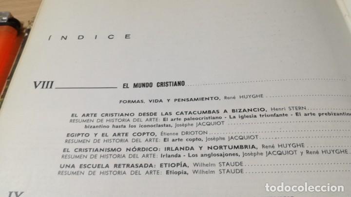 Libros de segunda mano: EL ARTE Y EL HOMBRE II - PLANETA - RENE HUYGHE R402 OTROS - Foto 12 - 209772168