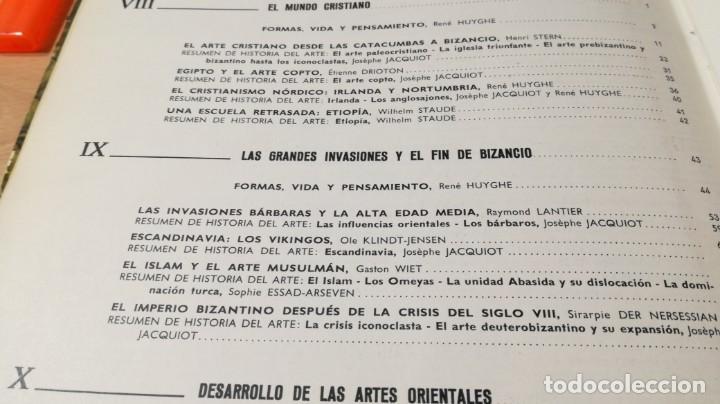 Libros de segunda mano: EL ARTE Y EL HOMBRE II - PLANETA - RENE HUYGHE R402 OTROS - Foto 13 - 209772168