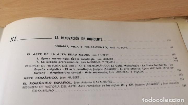 Libros de segunda mano: EL ARTE Y EL HOMBRE II - PLANETA - RENE HUYGHE R402 OTROS - Foto 15 - 209772168