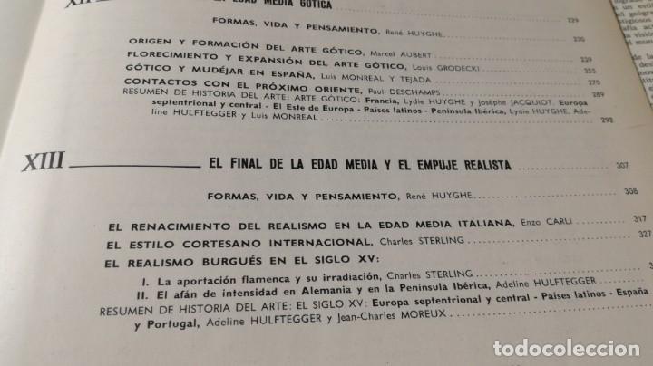 Libros de segunda mano: EL ARTE Y EL HOMBRE II - PLANETA - RENE HUYGHE R402 OTROS - Foto 17 - 209772168