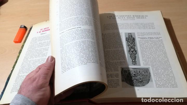 Libros de segunda mano: EL ARTE Y EL HOMBRE II - PLANETA - RENE HUYGHE R402 OTROS - Foto 32 - 209772168