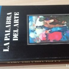 Libros de segunda mano: LA PALABRA DEL ARTE - BALTASAR PORCEL - RAYUELA S-204 OTROS. Lote 209772285