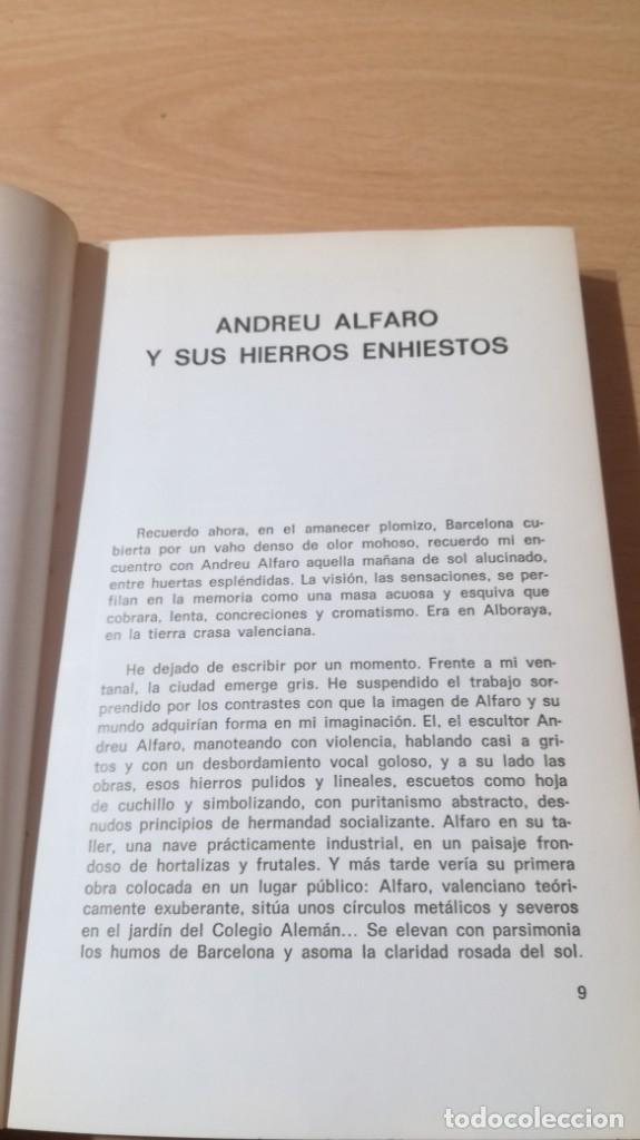 Libros de segunda mano: LA PALABRA DEL ARTE - BALTASAR PORCEL - RAYUELA S-204 OTROS - Foto 8 - 209772285