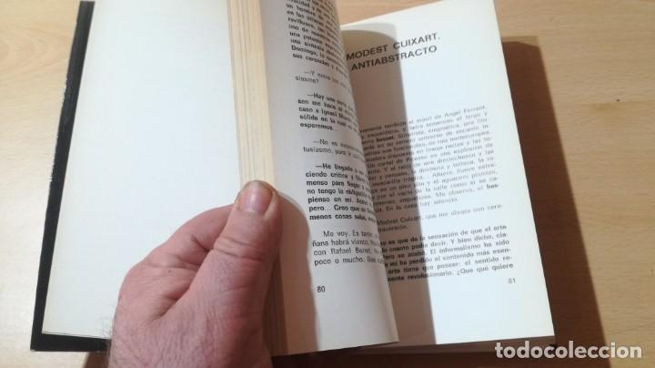Libros de segunda mano: LA PALABRA DEL ARTE - BALTASAR PORCEL - RAYUELA S-204 OTROS - Foto 17 - 209772285