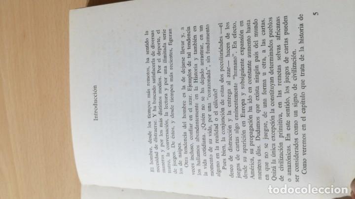 Libros de segunda mano: COMO JUGAR Y VENCER A LAS CARTAS - DE VECCHI - J Mª AYMAMI U-104 OTROS - Foto 5 - 209772578