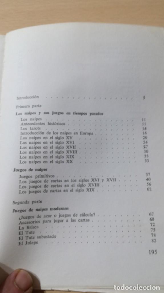 Libros de segunda mano: COMO JUGAR Y VENCER A LAS CARTAS - DE VECCHI - J Mª AYMAMI U-104 OTROS - Foto 6 - 209772578