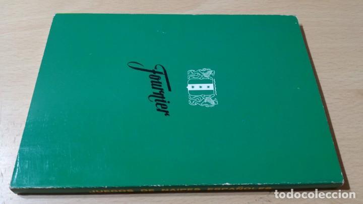 Libros de segunda mano: JUEGOS DE NAIPES ESPAÑOLES - HERACLIO FOURNIER U-203 OTROS - Foto 2 - 209772725