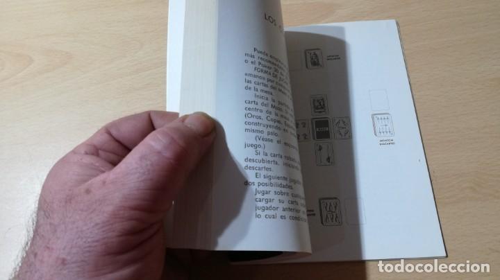 Libros de segunda mano: JUEGOS DE NAIPES ESPAÑOLES - HERACLIO FOURNIER U-203 OTROS - Foto 5 - 209772725