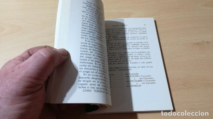Libros de segunda mano: JUEGOS DE NAIPES ESPAÑOLES - HERACLIO FOURNIER U-203 OTROS - Foto 6 - 209772725