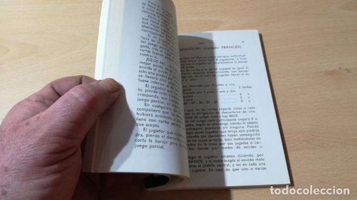 Libros de segunda mano: JUEGOS DE NAIPES ESPAÑOLES - HERACLIO FOURNIER U-203 OTROS - Foto 7 - 209772725