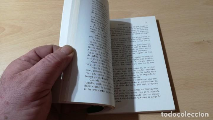 Libros de segunda mano: JUEGOS DE NAIPES ESPAÑOLES - HERACLIO FOURNIER U-203 OTROS - Foto 8 - 209772725