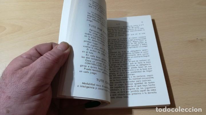 Libros de segunda mano: JUEGOS DE NAIPES ESPAÑOLES - HERACLIO FOURNIER U-203 OTROS - Foto 9 - 209772725