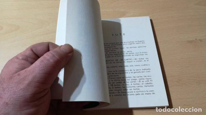 Libros de segunda mano: JUEGOS DE NAIPES ESPAÑOLES - HERACLIO FOURNIER U-203 OTROS - Foto 10 - 209772725