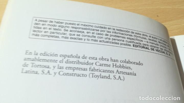 Libros de segunda mano: GUIA DE MODELISMO NAVAL - GIORGIO PINI - EDITORIAL DE VECCHI U303 OTROS - Foto 5 - 209773032