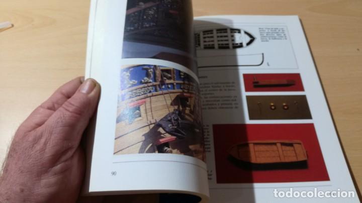 Libros de segunda mano: GUIA DE MODELISMO NAVAL - GIORGIO PINI - EDITORIAL DE VECCHI U303 OTROS - Foto 16 - 209773032