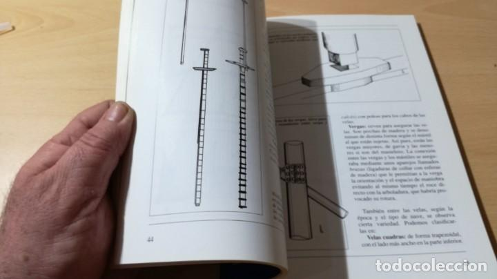 Libros de segunda mano: GUIA DE MODELISMO NAVAL - GIORGIO PINI - EDITORIAL DE VECCHI U303 OTROS - Foto 19 - 209773032