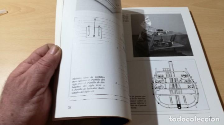 Libros de segunda mano: GUIA DE MODELISMO NAVAL - GIORGIO PINI - EDITORIAL DE VECCHI U303 OTROS - Foto 21 - 209773032