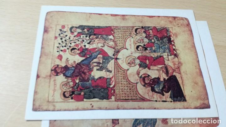 Libros de segunda mano: ARMENIAN MINIATURES OF THE 13TH AND 14TH CENTURIES - COLECCIÓN FOTOGRAFIAS LENIGRAD U305 OTROS - Foto 7 - 209773168