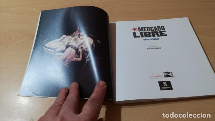 Libros de segunda mano: TEATRO ESPAÑOL 24 - MERCADO LIBRE DE LUIS ARAUJO - JESUS CRACIO - MARIO GAS U-403 TEATRO - Foto 5 - 209775317