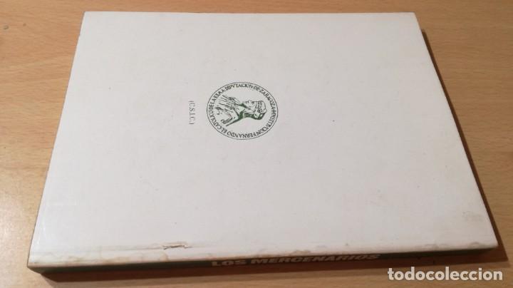 Libros de segunda mano: LOS MERCENARIOS MARIANO CARIÑENA - TEATRO ESTABLE ZARAGOZA 1979 U-403 TEATRO - Foto 2 - 209775362