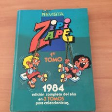 Libros de segunda mano: ZIPI ZAPE. Lote 209803987