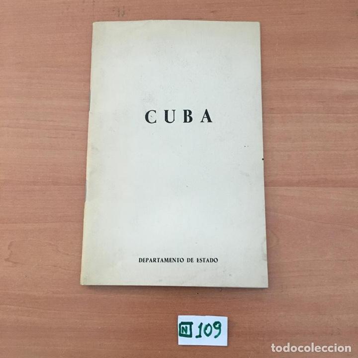 CUBA (Libros de Segunda Mano - Ciencias, Manuales y Oficios - Otros)