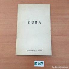 Libros de segunda mano: CUBA. Lote 209807861