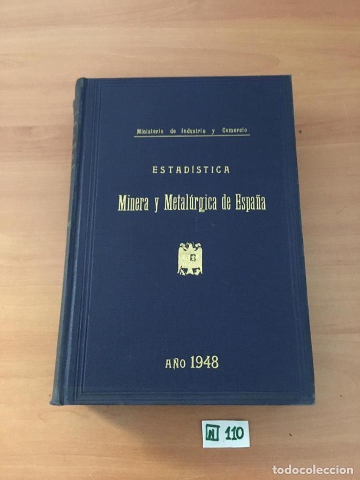 ESTADÍSTICA (Libros de Segunda Mano - Ciencias, Manuales y Oficios - Otros)