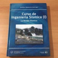 Libros de segunda mano: CURSO DE INGENIERÍA SÍSMICA. Lote 209808776
