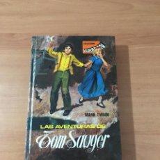Libros de segunda mano: LAS AVENTURAS DE TOM SAWYER. Lote 209808883