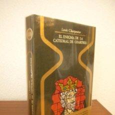 Libros de segunda mano: LOUIS CHARPENTIER: EL ENIGMA DE LA CATEDRAL DE CHARTRES (PLAZA & JANÉS, OTROS MUNDOS, 1973). Lote 209853403
