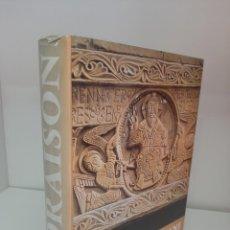 Libri di seconda mano: FLORAISON DE LA SCULPTURE ROMANE, RAYMOND OURSEL, ESCULTURA / ESCULTURA, ZODIAQUE, 1973. Lote 209916892
