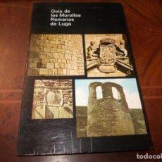Livros em segunda mão: GUÍA DE LAS MURALLAS ROMANAS DE LUGO, ADOLFO DE ABEL VILELA. 1.975, MINISTERIO EDUCACIÓN Y CIENCIA. Lote 209951905