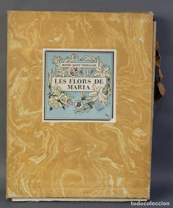"""LIBRO PERTENECIENTE A CUATRO EJEMPLARES ESPECIALES CON TEXTO ESTAMPADO SOBRE PAPEL """"VERJURAT CASTELL (Libros de Segunda Mano (posteriores a 1936) - Literatura - Otros)"""