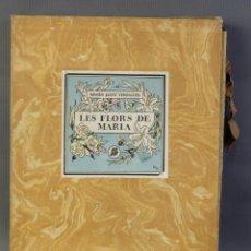 """Libros de segunda mano: LIBRO PERTENECIENTE A CUATRO EJEMPLARES ESPECIALES CON TEXTO ESTAMPADO SOBRE PAPEL """"VERJURAT CASTELL. Lote 209971290"""