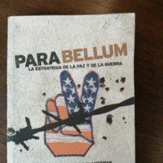 Libros de segunda mano: PARABELLUM, LA ESTRATEGIA DE LA PAZ Y LA GUERRA, POR EDWARD LUTTWAK. Lote 209972953