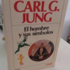 Livros em segunda mão: EL HOMBRE Y SUS SÍMBOLOS - JUNG, CARL G.. Lote 210017052