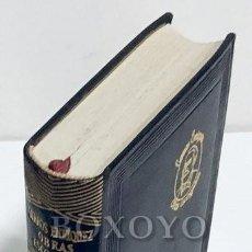 Libros de segunda mano: CURROS ENRÍQUEZ, MANUEL. OBRAS ESCOGIDAS. POESÍA. TEATRO. PROSA. COL. JOYA. AGUILAR. Lote 49234002