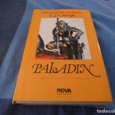 Libri di seconda mano: LIBROJUEGOS ARKANSAS1980: CJ CHERRYH PALADIN EN NOVA FANTASIA. Lote 210069715
