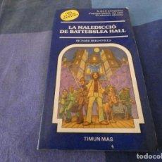 Libri di seconda mano: LIBROJUEGOS ARKANSAS1980 ELIGE TU PROPIA AVENTURA CATALAN 52 MISTERIO BATTERSLEA HALL. Lote 210070165