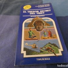 Libri di seconda mano: LIBROJUEGOS ARKANSAS1980 ELIGE TU PROPIA AVENTURA CATALAN 36 TRESOR SECRET TIBET. Lote 210070292