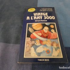 Libri di seconda mano: LIBROJUEGOS ARKANSAS1980 TRIA LA TEVA SUPER AVENTURA CATALAN VIATGE AL ANY 3000. Lote 210071082