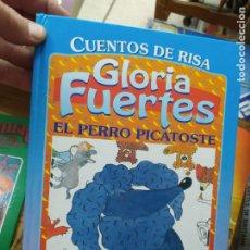 Libros de segunda mano: EL PERRO PICATOSTE, GLORIA FUERTES. CO-226. Lote 210083917