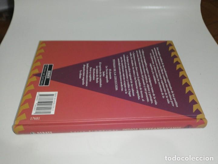 Libros de segunda mano: INDIOS NORTEAMERICANOS, Larry Zimmerman, Culturas de la sabiduria - Foto 2 - 210256700