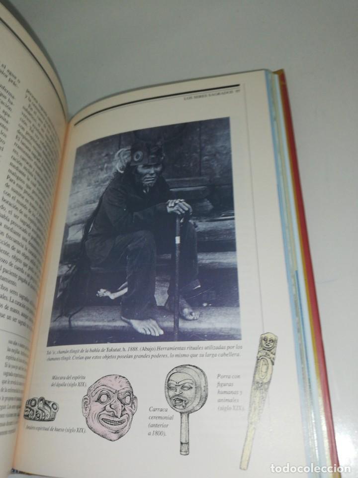 Libros de segunda mano: INDIOS NORTEAMERICANOS, Larry Zimmerman, Culturas de la sabiduria - Foto 4 - 210256700
