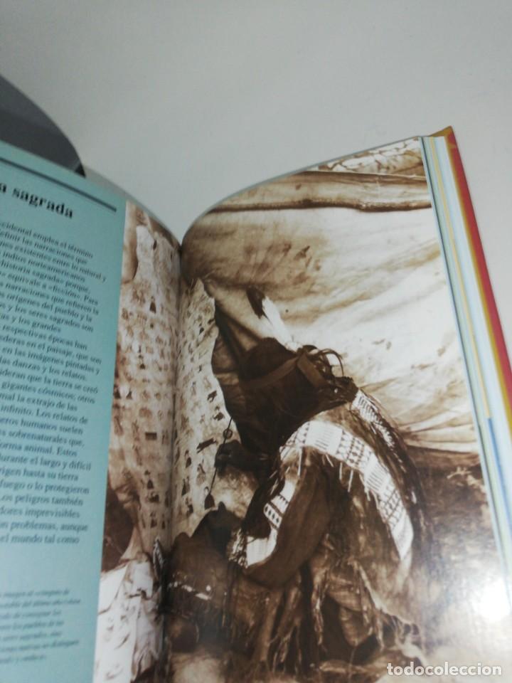 Libros de segunda mano: INDIOS NORTEAMERICANOS, Larry Zimmerman, Culturas de la sabiduria - Foto 6 - 210256700