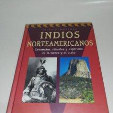 Libros de segunda mano: INDIOS NORTEAMERICANOS, LARRY ZIMMERMAN, CULTURAS DE LA SABIDURIA. Lote 210256700